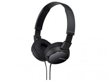 AURICULARES MDR-ZX110AP NEGRO SONY