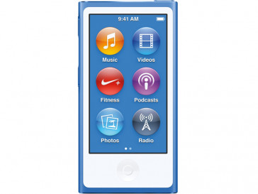 IPOD NANO 16GB 8 GEN AZUL MKN02QG/A APPLE
