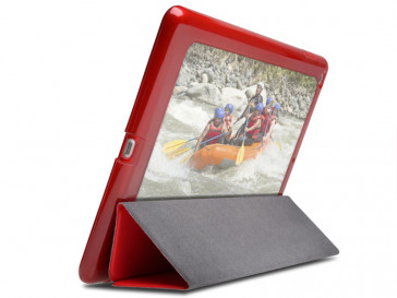 FUNDA CUSTOMISE IPAD AIR 2 ROJA K97359WW KENSINGTON