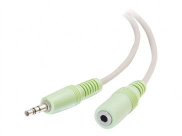 CABLE 3M 3.5MM STEREO AUDIO 80101 C2G