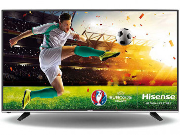 "SMART TV LED ULTRA HD 4K 55"" HISENSE H55M3300"