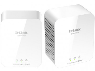 POWERLINE AV2 2000 DHP-701AV D-LINK