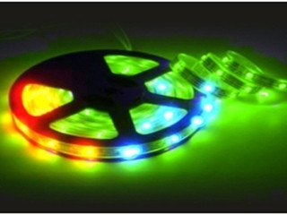 KIT TIRA LED RGB 1.5M 241510 SILVER ELECTRONICS