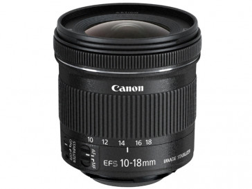 EFS 10/18 F4.5-5.6 IS STM CANON