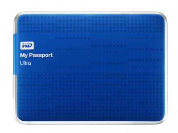 MY PASSPORT ULTRA 1TB WDBZFP0010BBL-EESN WESTERN DIGITAL