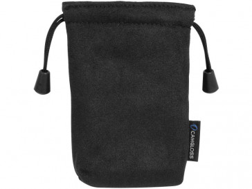 MEDIA CLEANING POUCH NEGRO C8021403 CAMGLOSS