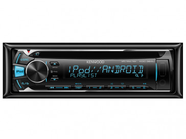 RADIO CD USB KDC-364U KENWOOD