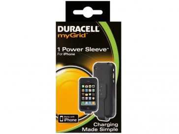 MYGRID POWER SLEEVE PARA APPLE DURACELL