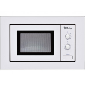 MICROONDAS INTEGRABLE BALAY 18L 800W BLANCO 3WMB1918