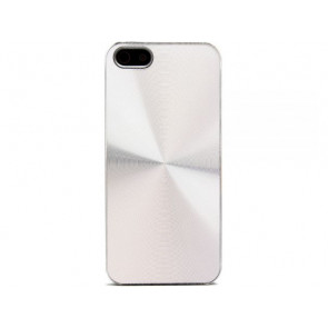 FUNDA ALUMINIO IPHONE 5 GRIS