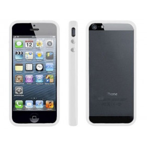 BUMPER IPHONE 5 BLANCO UNOTEC