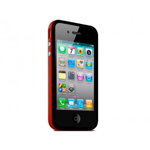 BUMPER IPHONE 5 ROJO UNOTEC