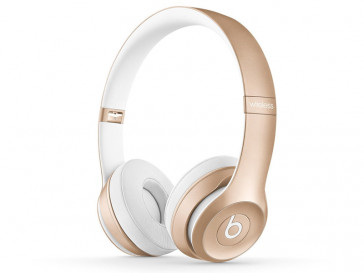 AURICULARES BY DR DRE SOLO 2 WIRELESS (GD) BEATS