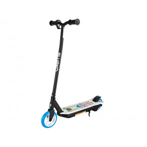 PATINETE ELECTRICO SCOOTER PUSH&GO AZUL BLUOKO