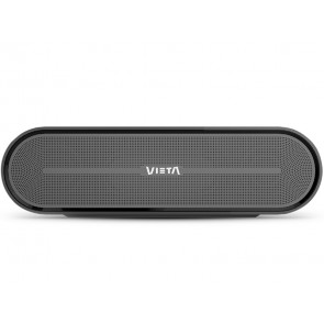 ALTAVOZ PORTATIL BLUETOOTH VM-BS38CR ALUMINIO COLOR CARBON VIETA